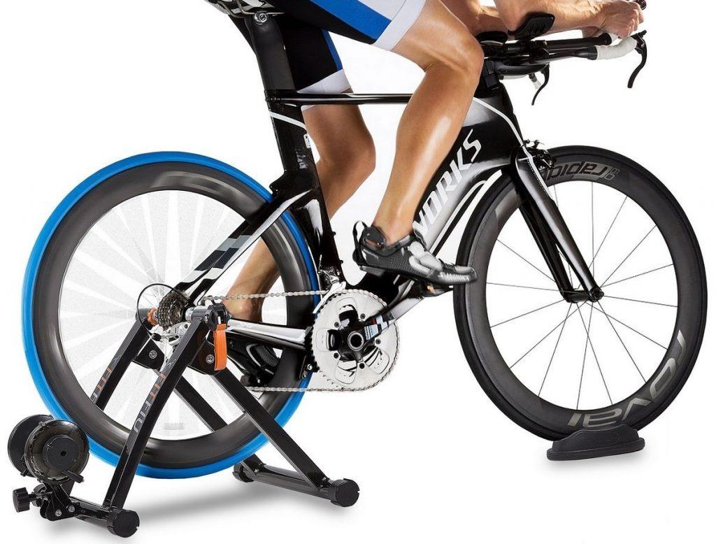 Rodillo magnetico para bicicleta fitfiu